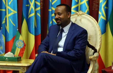 Abiy Ahmed Aliy: Minister of Peace