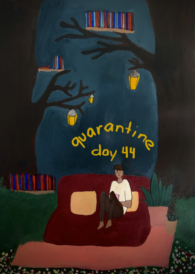 Quarantine Day 44
