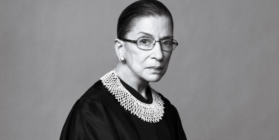 Ruth Bader Ginsberg: The Woman Who Cared