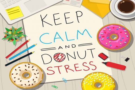 Fighting Stress With Food