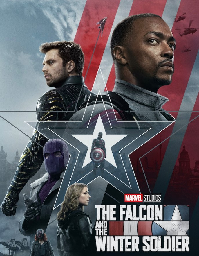 The Falcon and The Winter Soldier Reviewed